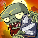 Plants Vs. Zombies™ 2 It's About Time Square Icon (Versions 4.2.1)