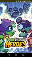 Heroes Pantalla de Cargado