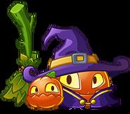 PumpkinWitchASCostume