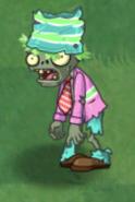 Springening Buckethead Zombie 2nd Degrade