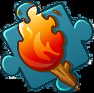 Torch Puzzle Piece Level 2