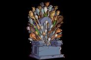 Tombstone HeadstoneTile LEGEND ThroneOfSpoons