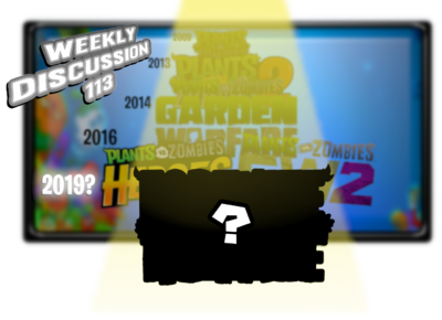 Weekly discussion #113: If you were PopCap, what would your next