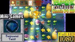 Plants vs. Zombies - Beghouled Twist Mini-Games - Classic PC HD (Ep
