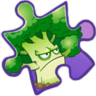 Broccoli Puzzle Piece
