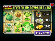 Epic Quest - Leveled Up Ancient Egypt Plants
