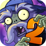 Plants Vs. Zombies™ 2 It's About Time Icon (Versions 2.5 to 2.6)