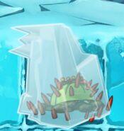 Frozen Unarmed Cactus