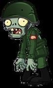 PVZ2IAT Soldier Zombie