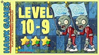 V1.0.81 Plants vs. Zombies All Stars - Far Future Level 10-9