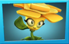 Buttercup PvZ3 seed packet