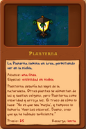 Planterna descripcion alm