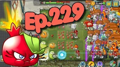 Plants vs. Zombies 2 - BOMBEGRANATE - Epic Quest Premium Seeds Premium Plant Quest (Ep