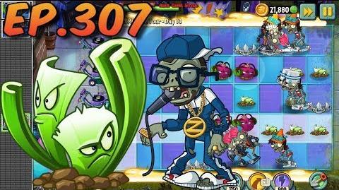 Plants vs. Zombies 2 New MC Zom-B - Neon Mixtape Tour Day 10 (Ep