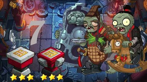 PvZ Online - Adventure Mode - Chessboard Miju 7
