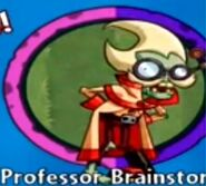 Receiving Professor Brainstorm