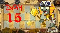 Android Beta 2 PvZ All Stars - Ancient Egypt Day 15