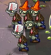 8-bit Zombies Seed Selection (Battlez)