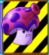 Endangered Spore-shroom
