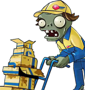 Delivery Zombie 2
