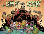 Lawn of Doom Book Twitter Preview