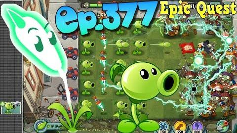 Plants vs. Zombies 2 - Buffz & Bruisez - Epic Quest (Ep