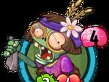 Sneezing Zombie