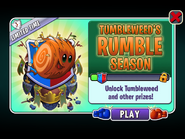 Tumbleweed's Rumble Season