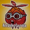 CACTUS Gw2 6 Alcachofa Roja