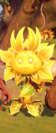 Gw2 Sunflower Queen Idle