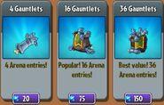 Gauntlets Arena