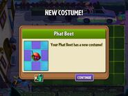 Getting Neon Beet's Second Costume