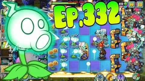 Plants vs. Zombies 2 Electric Peashooter - Neon Mixtape Tour Day 25 (Ep