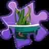 Tangle Kelp Puzzle Piece