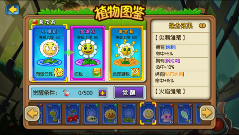 Chrysanthemum line Almanac