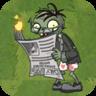Newspaper Zombie2