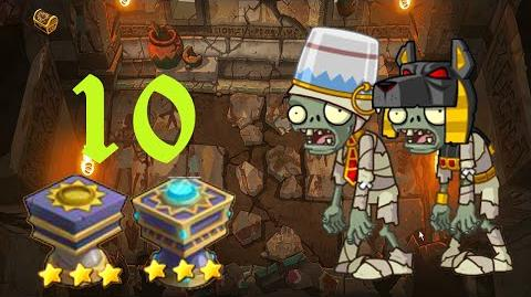 PvZ Online - Adventure Mode - Pyramid of Terror 10