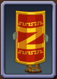 Roman Shield Zombie Icon
