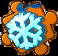 Cold Medal Puzzle Piece Level 4