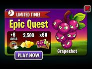 GrapeshotEpicQuest