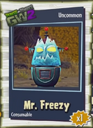 Mr.FreezySticker
