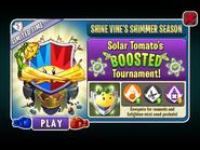 Shine Vine's Shimmer Season - Solar Tomato's BOOSTED Tournament
