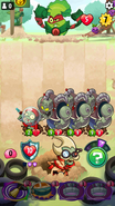 Three Zombots on the field (Extremely rare )
