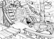 Zombie Deck sketch01