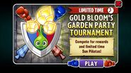 Gold Bloom's Garden Party Tournament Revision 1