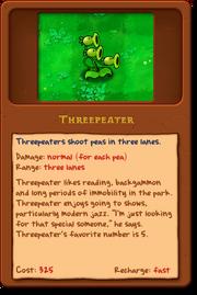 New threepeater almanac