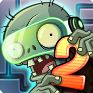 PVZ FAR FUTURE ICON
