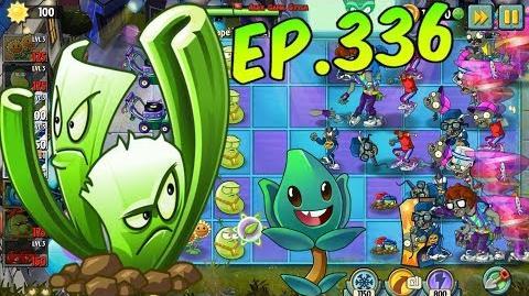 Plants vs. Zombies 2 Celery Stalker, Thyme Warp, Laser Bean - Neon Mixtape Tour Day 29 (Ep