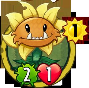 Roblox Zombie Heroes Primal Sunflower Plants Vs Zombies Heroes Plants Vs Zombies Wiki Fandom