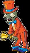 Tuxedo Zombie 2